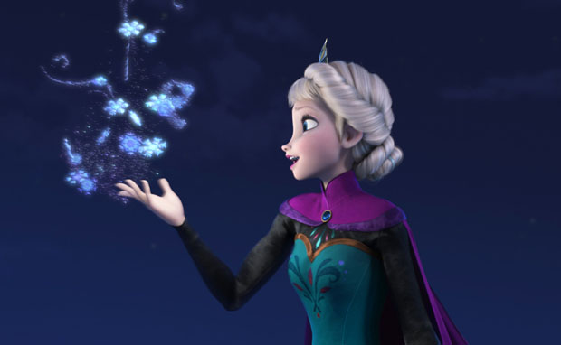 """""""FROZEN"""" (Pictured) ELSA. ©2013 Disney. All Rights Reserved."""