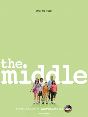 THEMIDDLE-POSTER