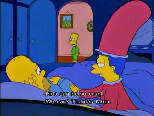 Simpsons Bart