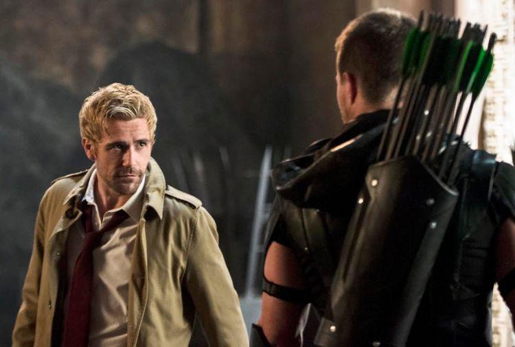 Arrow 405 Constantine first look
