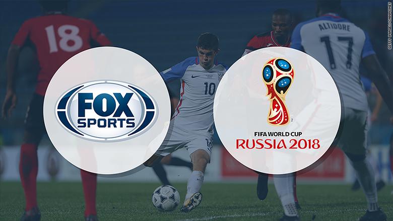 Copa do MundoFIFA Rússia 2018 será transmitida também pelo FOX+