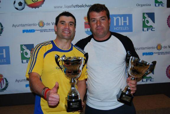 Paco Sánchez y Kaky fueron serios candidatos a llevarse la Chapa de Oro
