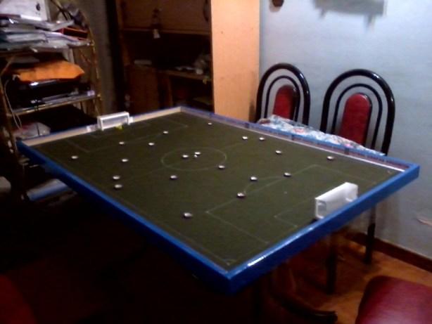 Primer campo de FutbolChapas de Norberto