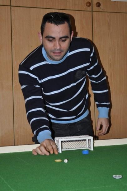 Sergio Enrich goleó a Pablo