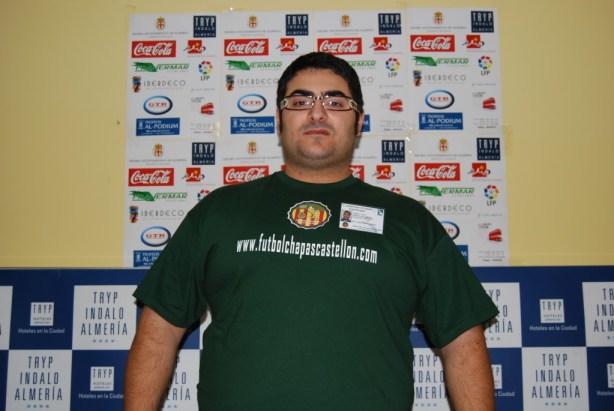 Carlos Marco, Campeón de Liga