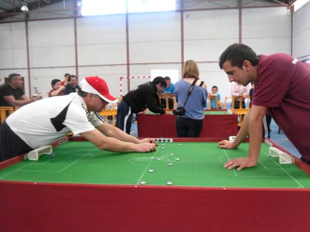 Carlos y Antonio lideran la clasificación