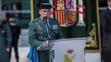"""صورة عاجل: وزير الداخلية الاسبانية يقيل رئيس الحرس المدني في مدريد """"لعدم الثقة"""""""