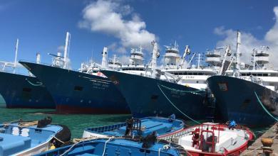 صورة تسهل الحكومة الإفراج عن حوالي 200 بحار من سيشيل من السفن الإسبانية في المحيط الهندي