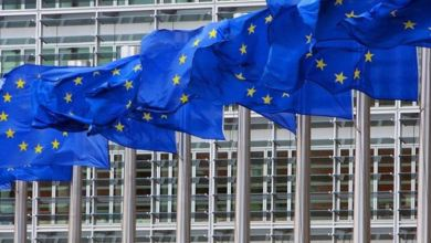 صورة تدعم إسبانيا وفرنسا وإيطاليا واليونان والبرتغال وقبرص ومالطا مخرجًا للخروج من الأزمة على أساس خطة طموحة للتعافي والتضامن الأوروبي