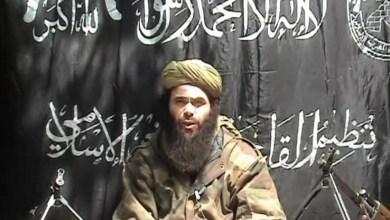 صورة مقتل زعيم تنظيم القاعدة في بلاد المغرب عبد المالك دروكدال في هجوم فرنسي