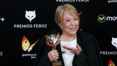 صورة اسبانيا : وفاة المذيعة والممثلة روزا ماريا ساردا عن 78 عاما بعد صراعها مع المرض اللعين