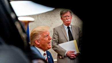 صورة مذكرات بولتون خطيره وتظهر شكوي ترامب من الإنفاق العسكري الأسباني الي رئيس حلف شمال الأطلسي