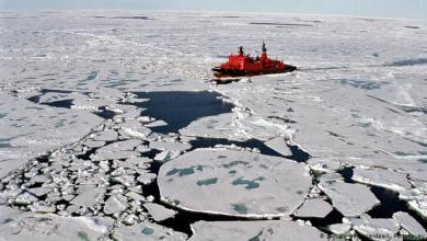 صورة توقعاتٌ بارتفاع أمواج القطب الشمالي إلى مستوياتٍ غير مسبوقة