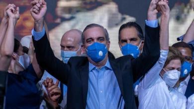 صورة فاز مرشح الحزب الثوري الحديث بالانتخابات الرئاسية في جمهورية الدومينيكان ولن يحتاج إلى جولة ثانية
