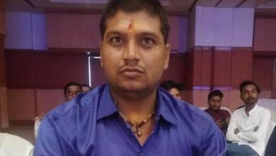 صورة الهند: مقتل صحفي إثر رسائل تهديد
