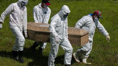 صورة البرازيل تتجاوز 70 ألف وفاة بسبب فيروس كورونا