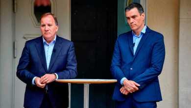 """صورة سانشيز يفشل في إقناع لوفين الرئيس السويدي بالصندوق الأوروبي: """"سيتعين علينا جميعًا تقديم استقالات"""""""