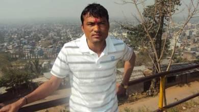 صورة نيبال: اختبار الحمض النووي يؤكد وفاة الصحفي المفقود تيج بهادور خادكا
