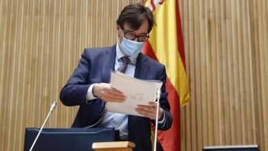 صورة خطة الحكومة الإسبانية لتجنب الموجة الثانية الكشف المبكر والتنسيق والاحتياطيات الاستراتيجية
