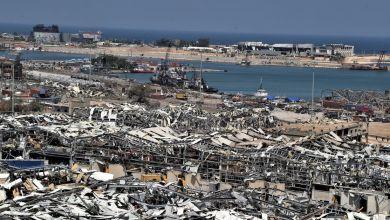 صورة لبنان واحة وسويسرا الشرق الأوسط التي دمرها الانفجار وسكرات الموت