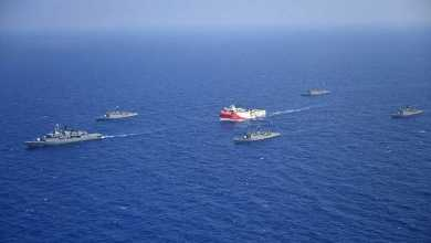 صورة تركيا ترد بمناورات عسكرية على التدريبات التي أعلنت عنها اليونان في شرق البحر المتوسط