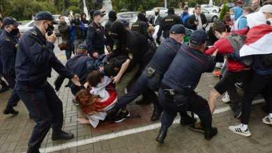 صورة الأمم المتحدة أخيرا تدين 450 حالة موثقة من التعذيب وسوء معاملة المحتجزين في بيلاروسيا