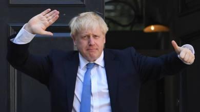 """صورة جونسون يستعد لخروج المملكة المتحدة عن الاتحاد الأوروبي في حالة عدم وجود  """"مفوضات صريحة""""  قبل منتصف شهر أكتوابر"""