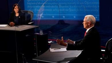 صورة إدارة الوباء تهيمن على نقاش الجدل بين المرشحين لمنصب نائب رئيس الولايات المتحدة ونبرة أكثر احترامًا بين بنس وهاريس