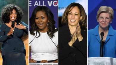 صورة النساء يسيطرون علي العالم وتصويتهن ينجح رئاسة الولايات المتحدة