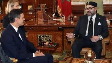 صورة بيان مشترك بين إسبانيا والمغرب حول الاجتماع رفيع المستوى