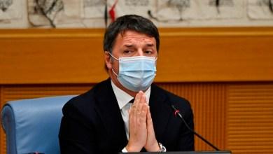 صورة أعلن زعيم فيفا إيطاليا استقالة وزيريه ويفتح أزمة في الحكومة الإيطالية