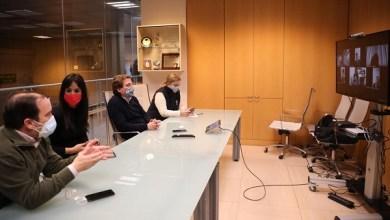 صورة عمدة وحكومة مدريد المعارضة للحكومة الائتلافية  تدرس طلب إعلان العاصمة منطقة كارثية