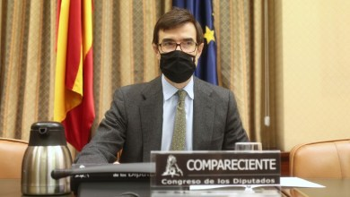 صورة مافيا تنظم ووزير الدولة الإسباني في الاتحاد الأوروبي يختار شهادة التنقل الرقمي التي سيتم تشغيلها في يونيو