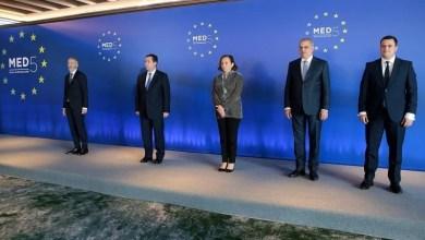 صورة تطالب خمس دول حدود البحر الابيض بسياسة هجرة أكثر دعمًا وإعادة التوطين الإلزامي للاجئين في جميع دول الاتحاد الأوروبي