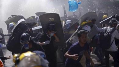 صورة ميانمار: اعتقال المزيد من الصحفيين وداهمت مكاتب إعلامية في يانغون