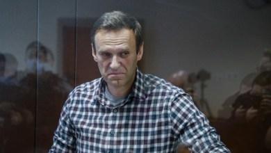 صورة وفاة العدل: المعارض الروسي نافالني يدخل في إضراب عن الطعام في السجن