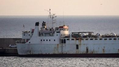 صورة رفضت محكمة العدل العليا في مدريد تعليق المذبحة بناءً على طلب مالك السفينة في ميناء قرطاجنة للشروع في تضحياتهم.