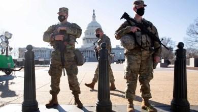 صورة مجلس النواب بالولايات المتحدة علق جلسة يوم الخميس قبل إنذار جديد بالهجوم على مبنى الكابيتول