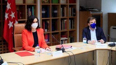 صورة حرب انتخابات مدريد الإستراكين يطعنون في استأنف حزب اليمين الإقليمي لعدم تسجيله في الوقت المحدد
