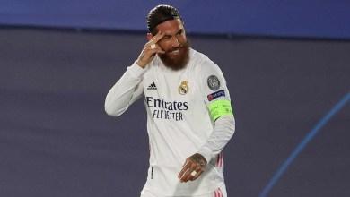 صورة نتائج قائد ريال مدريد سيرجيو راموس في الاختبارات إيجابية لفيروس كورونا