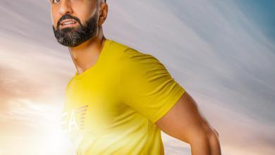 صورة عبد اللطيف المراغى المدرب وخبير اللياقة البدنية :نموذج نجاح عربى تتحدث عنه بلجيكا