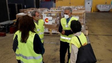 صورة إسبانيا ترسل مواد طبية إلى الهند للتصدي لوباء كوفيد-19