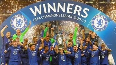 صورة تشلسي يتوجّ بلقب دوري أبطال أوروبا على حساب مانشسترسيتي