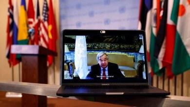 صورة وأخيرًا الأمم المتحدة تطالب فورا بوقف العنف في الشرق الأوسط لتجنب عواقب وخيمة لكن من دون وحدة بين القوى
