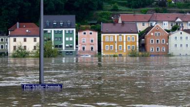 صورة غضب الطبيعة والفيضانات خلفت في ألمانيا وبلجيكا أكثر من 170 قتيلاً وآلاف المتضررين