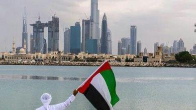 """صورة الرئيس السيسي يبحث تعزيز الاستثمارات مع الشيخ """" طحنون بن زايد آل نهيان """" بالعلمين الجديدة"""