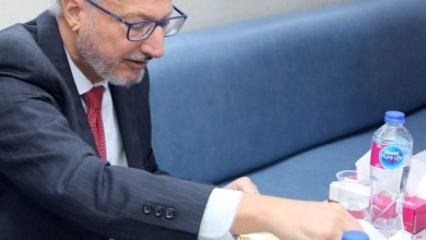 """صورة مصر: """"حوار مع سفير"""" .. أول لقاء على الغداء مع سفير الأرجنتين بالقاهرة"""
