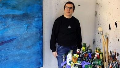 """صورة الفنان الإسبانى ألبرتو ريجيرا يشارك فى معرض """"حى القاهرة الدولى للفنون"""""""