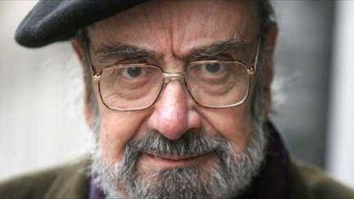 """صورة وفاة الكاتب المسرحي بطريرك الكتابة الدرامية الإسبانية ألفونسو ساستر """"جيل الخمسين"""" عن 95 عاما"""