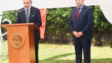 صورة السفير أشرف منير: العلاقات التى تربط مصر والمكسيك ممتازة منذ تبادل التمثيل الدبلوماسى بينهما عام 1958